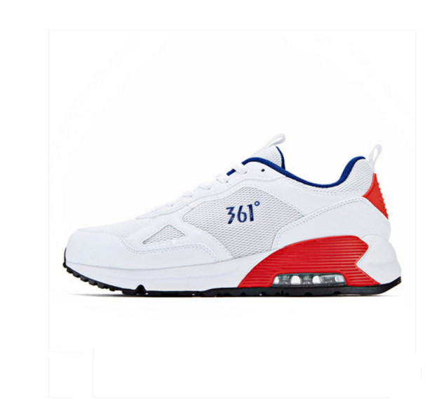 2019 spring and summer new retro mesh breathable wear-resistant non-slip lightweight cushion running shoes
