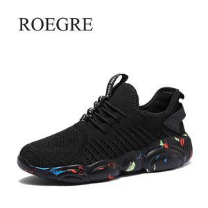Image 2 - Mais tamanho 35 47 moda krasovki masculino sapatos casuais sapatos masculinos tênis leve respirável sapatos tenis masculino 2019 novo