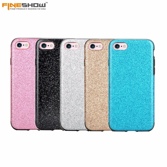 custodia iphone 7 glitter