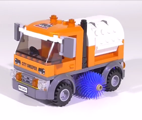Image 5 - Blocks the Compatible Legoings City Public Transport Station Set Toys Building Bricks Bus Train Car Christmas gift for boy bith-in Blocks from Toys & Hobbies
