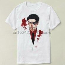 5bfc32ab mad dog Yakuza T-shirts Men short Sleeve O-neck Tshirts Summer Style  Fitness T shirts