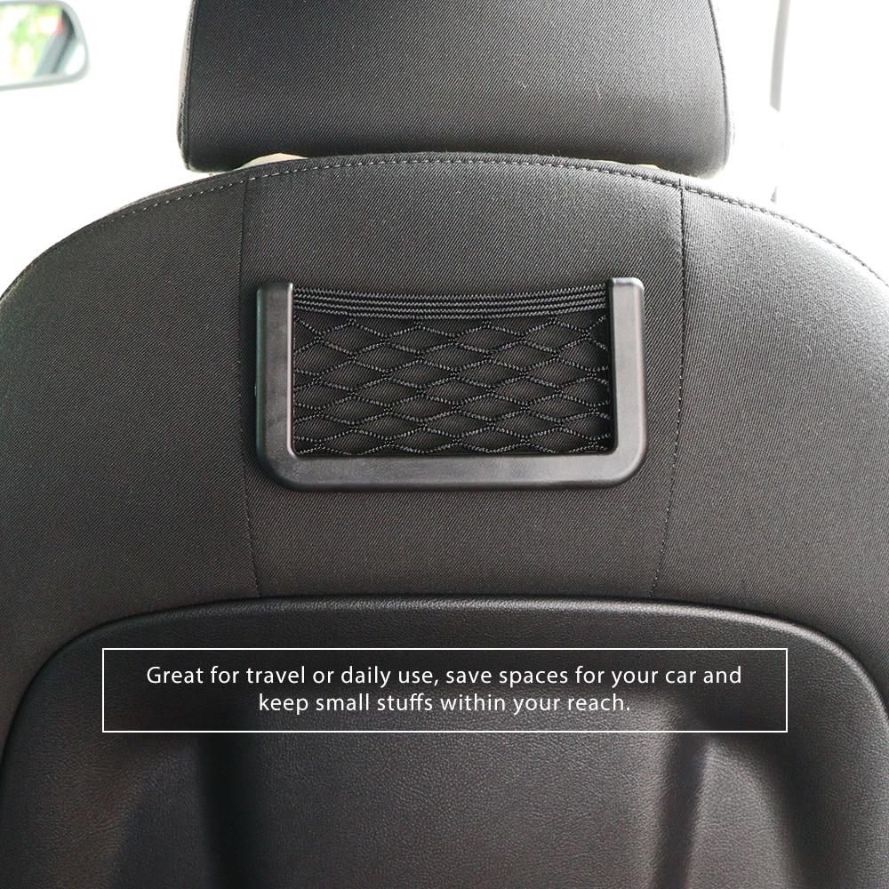 автомобиль-стайлинг обновления хранения сетчатый мешок карман