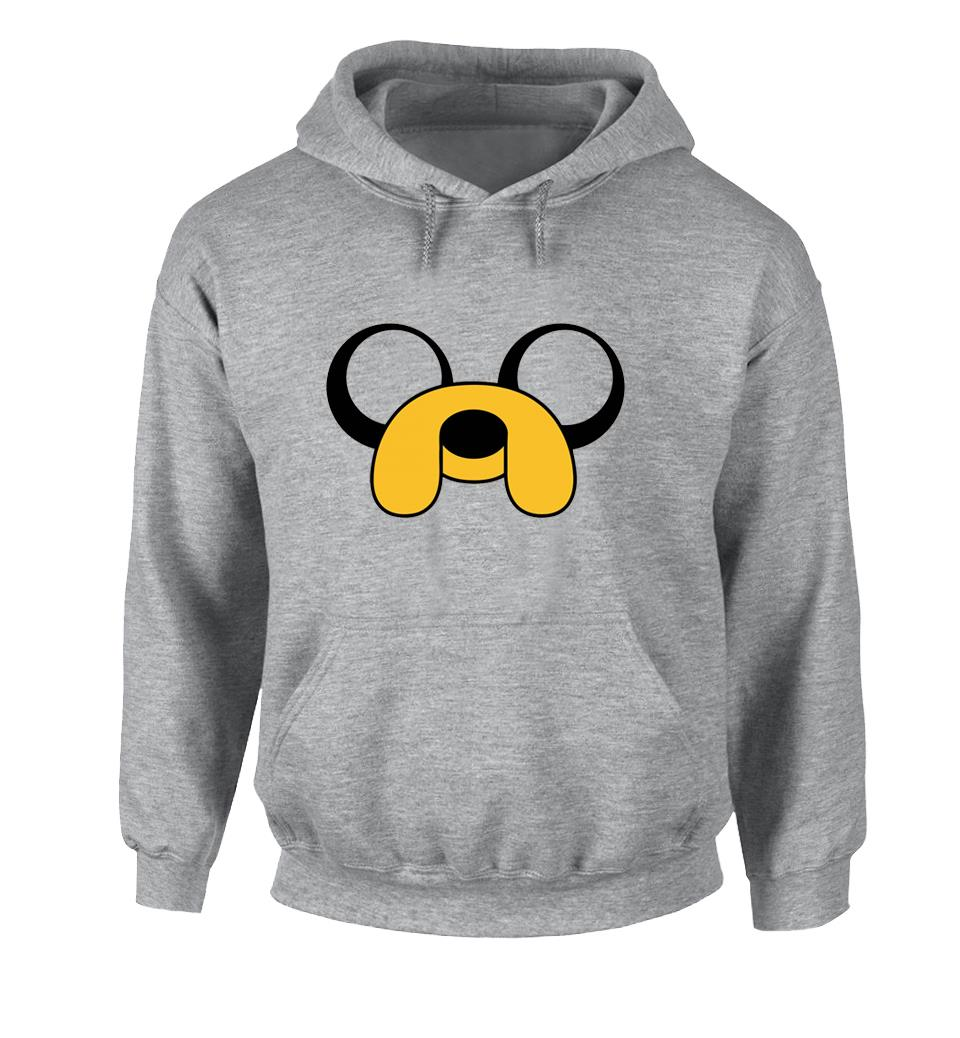 Image 3 - Cute Cartoon ADVENTURE TIME Jake Dog Design Hoodie Mens Boys   Womens Ladys Girls Comfortable Sweatshirt Topsdesigner  sweatshirtsweatshirt designsweatshirt tops