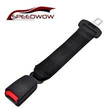 SPEEDWOW Universal Auto Car Seat Belt Extender Safety Seatbelt Extension Buckle Fits most Vehicles