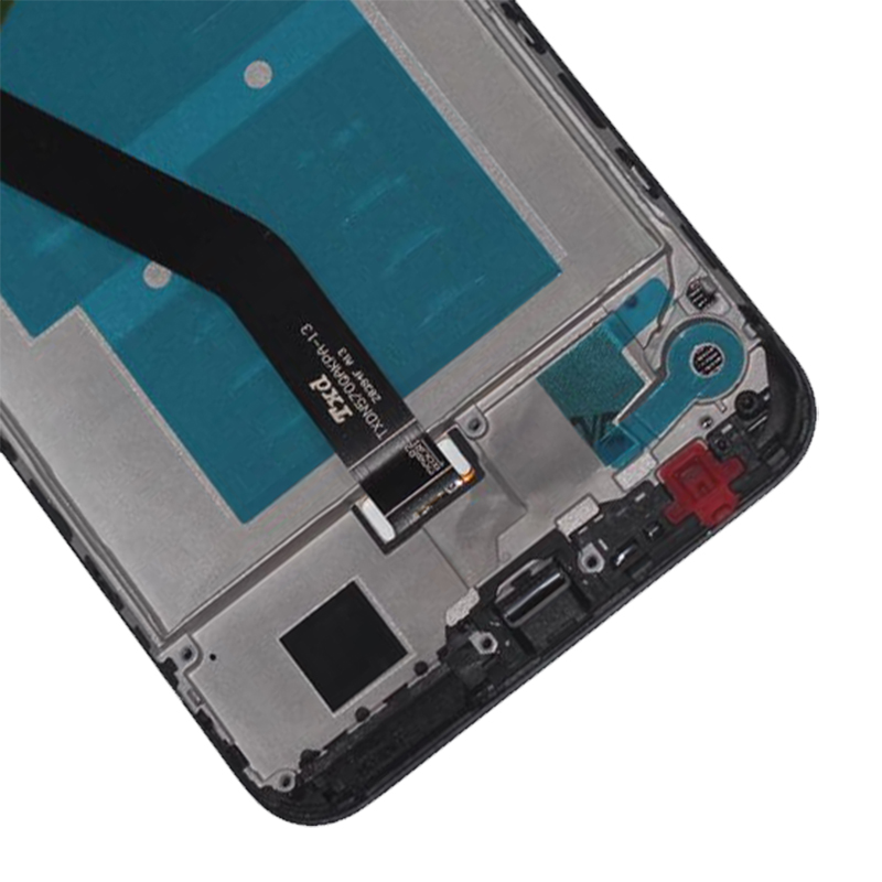 """Image 5 - New with frame 5.7"""" LCD monitor For Huawei honor 7C Aum L41 LCD display + touch screen mobile phone screen repair parts-in Mobile Phone LCD Screens from Cellphones & Telecommunications"""