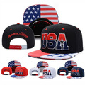 Fashion USA Flag Baseball Cap American Flag Snapback USA Cotton Gorras Adjustable Sport Hip Hop Cool Baseball Cap Bone Hot