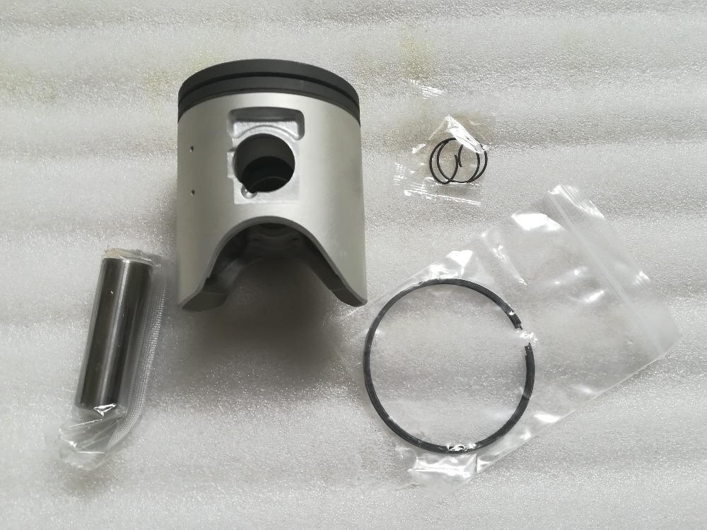 High Quality Motorcycle Piston Set For Honda CRM250 STD 50 Bore 66 5mm 250cc