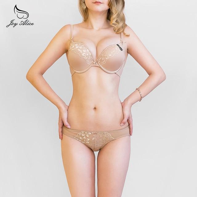 New high quality adjustable seamless bra set padded push up underwear women panties briefs  intimates lingerie 11963-1