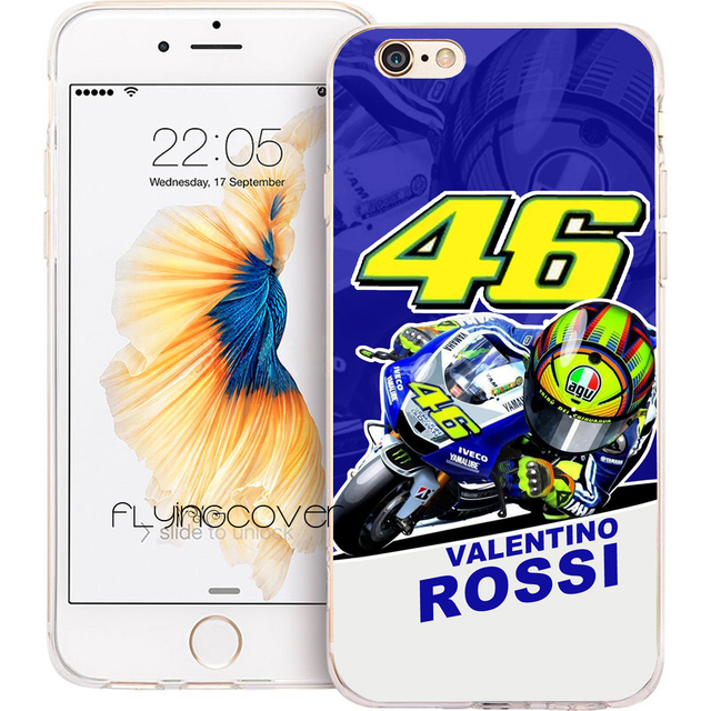 valentino rossi iphone 6 case