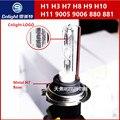 Ac 12 v 35 w cnlight hid bulb 6000 k 4300 k 5000 k car hid xenon lâmpada h1 h3 h7 h8 h11 9005 9006 cnlight farol do carro de substituição