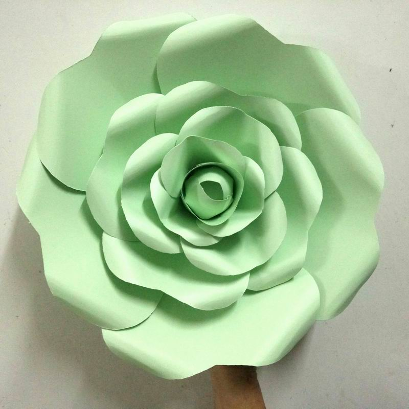 More color size diy paper flower backdrop for wedding custom paper more color size diy paper flower backdrop for wedding custom paper flower wall decoration party supplies birthday party kids in artificial dried flowers mightylinksfo Choice Image