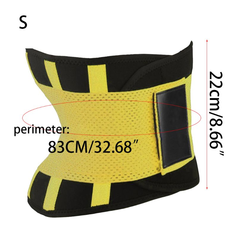 Women Waist Trainer Corset Abdomen Slimming Body Shaper Sport Girdle Belt Exercise Workout Aid Gym Home Sports Daily Accessory 13