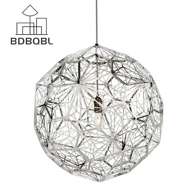 BDBQBL Nordique Art Pendentif Lumi¨res Moderne LED Pendentif Lampe