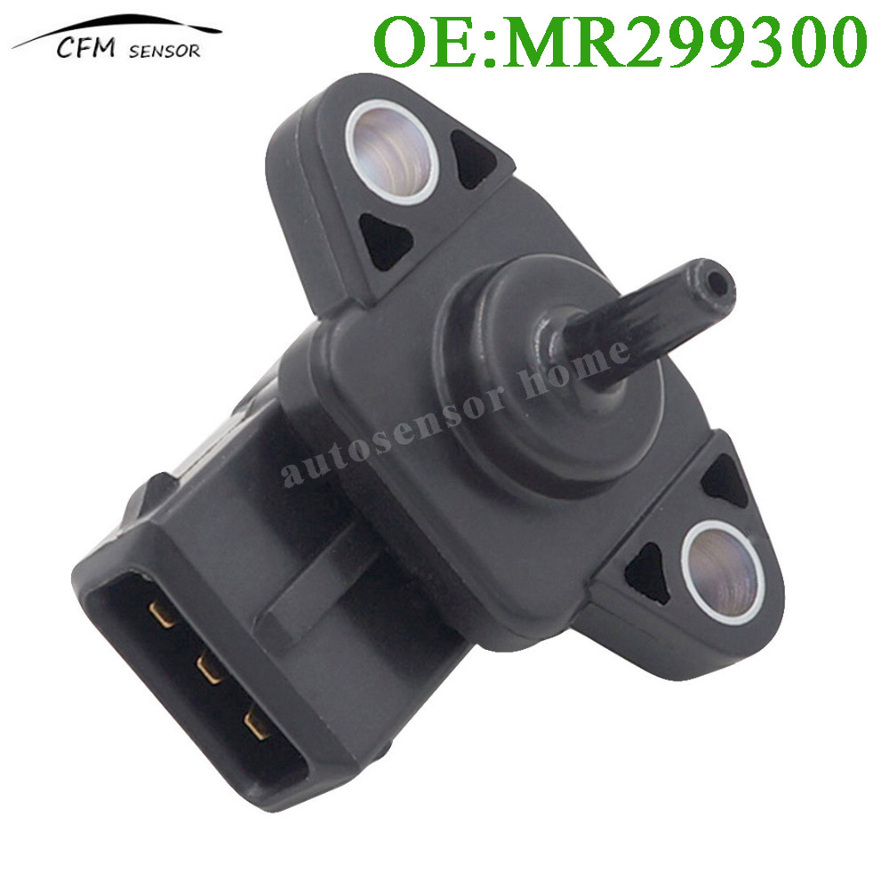 Air Intake Pressure Sensor MR577031 Intake Manifold Air Pressure Sensor for L200 PAJERO II