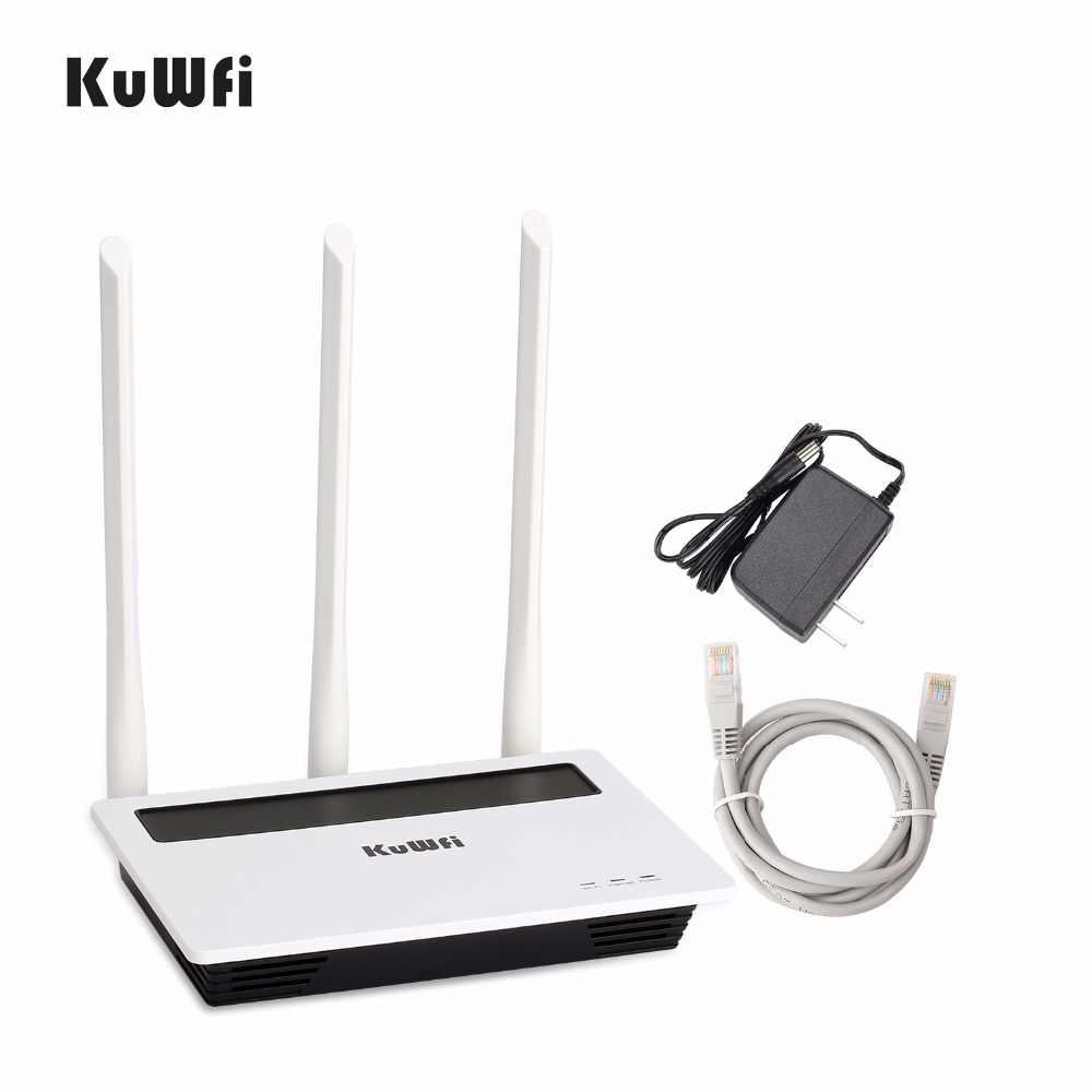 2,4G 300 Мбит/с высокой мощности беспроводной маршрутизатор сильный Wifi сигнал домашней сети AP с 3 * 6dbi антенной Wifi ретранслятор