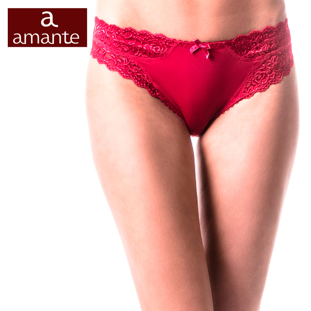 Mid-waist briefs AMANTE N2001-23