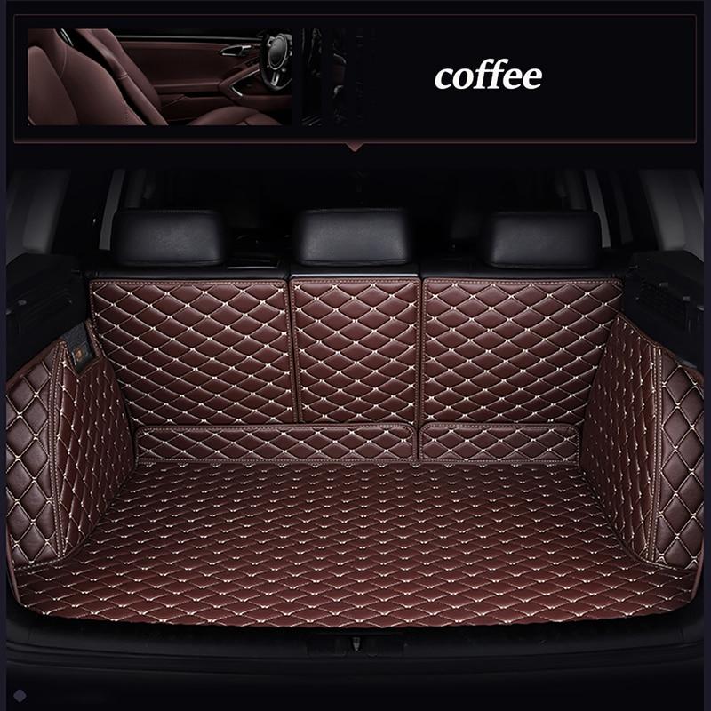 Tapis de coffre de voiture sur mesure pour CHANA CS95 CS35 CX20 CS15 CS55 CX30 CS75 accessoires de voiture