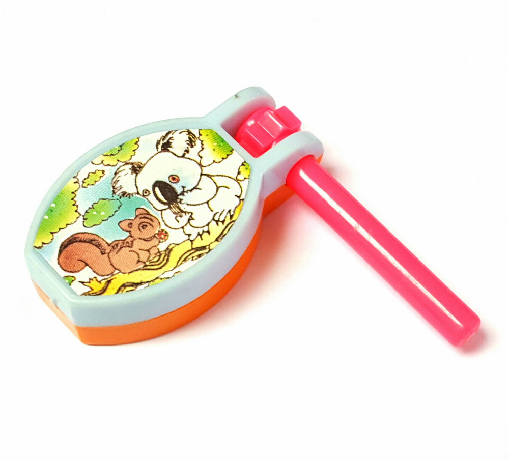 1 Pc Baby Rotate Clicker Sound Noise Maker Shaking Pinata