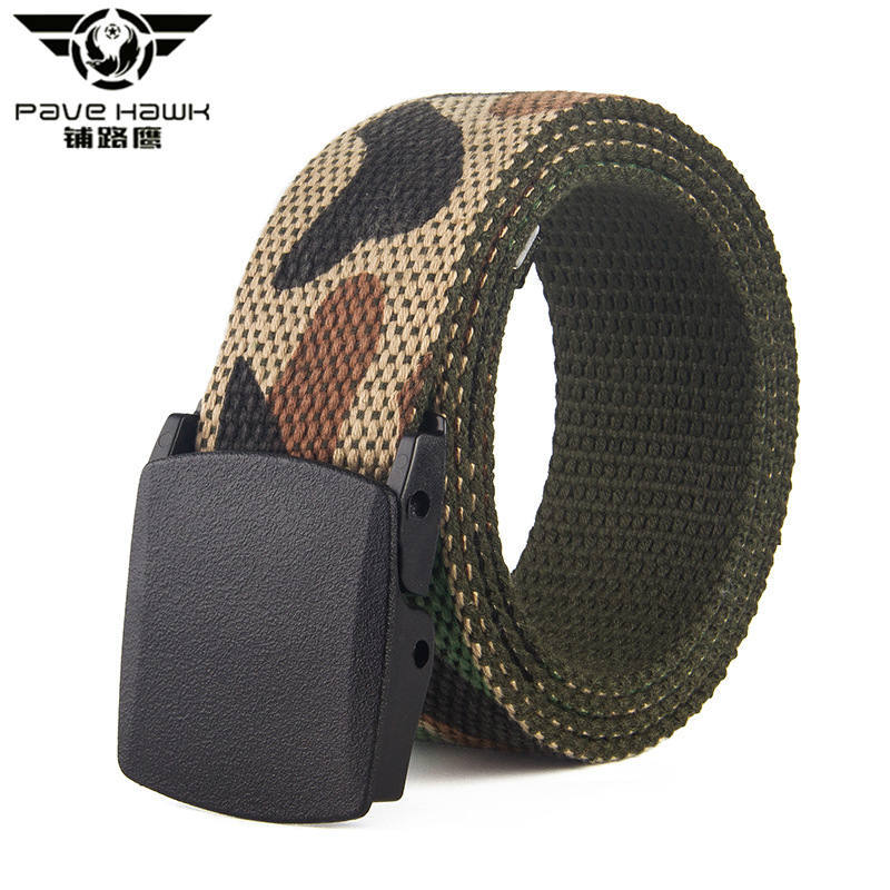 Camouflage Military Equipment Tactical Belt Men SWAT Combat Knock Off Army Nylon Heavy Duty Paintball US Soldier Waist Belts