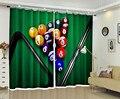 Затемняющие занавески для гостиной  спальни  офиса  отеля  на заказ  с 3D принтом