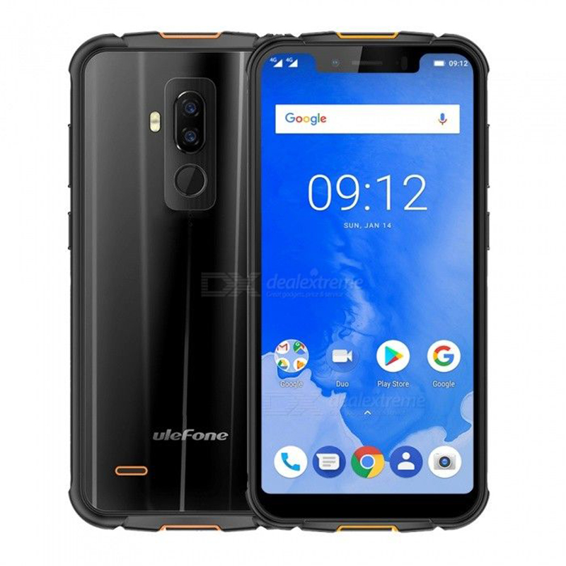 Ulefone Armor 5 IP68 Waterproof Mobile Phone Android 8.1 5.85 HD+ Octa Core 4GB+64GB NFC Face ID Wireless Charge 4G phoneUlefone Armor 5 IP68 Waterproof Mobile Phone Android 8.1 5.85 HD+ Octa Core 4GB+64GB NFC Face ID Wireless Charge 4G phone