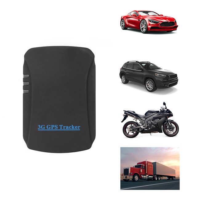 3g gps tracker vehicle car tracking real time gsmgprs for kids older pet