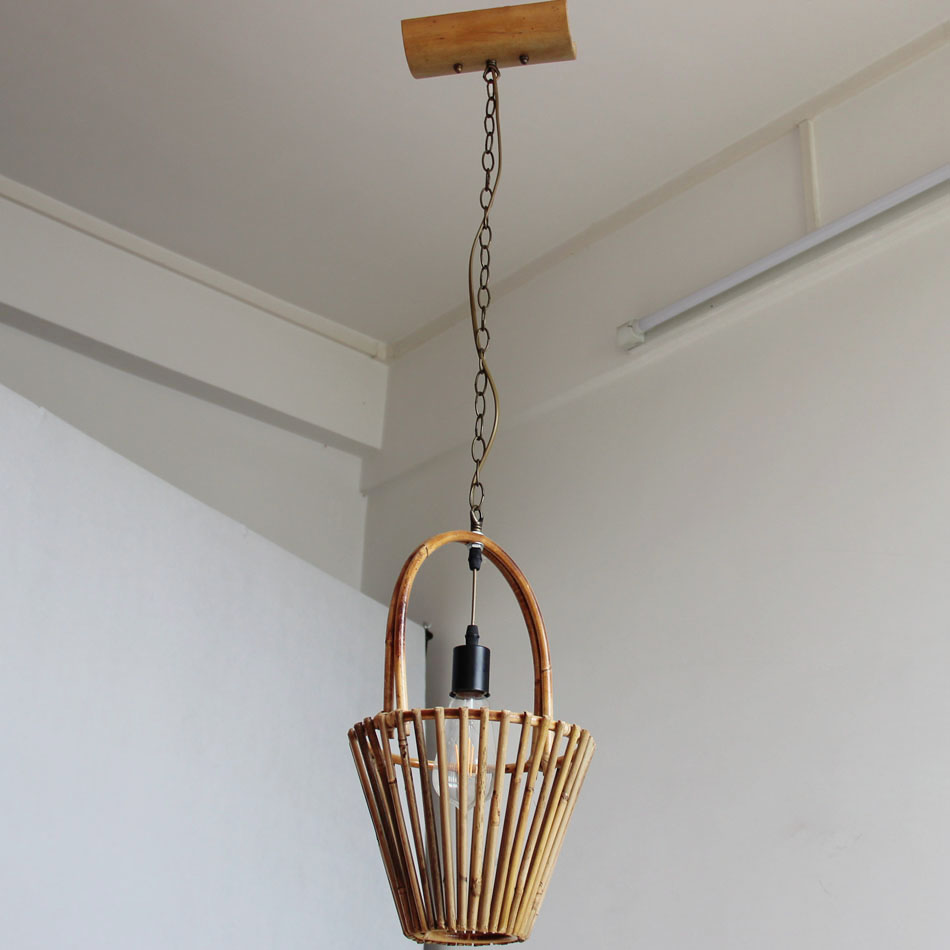 Free ship Southeast Asia hand made pendant lamp bamboo pendant lights for living room restaurant bedroom home lighting fixtures chinese pendant lights southeast asia simple modern living room restaurant new classical bamboo lamp hotel teahouse lu823401
