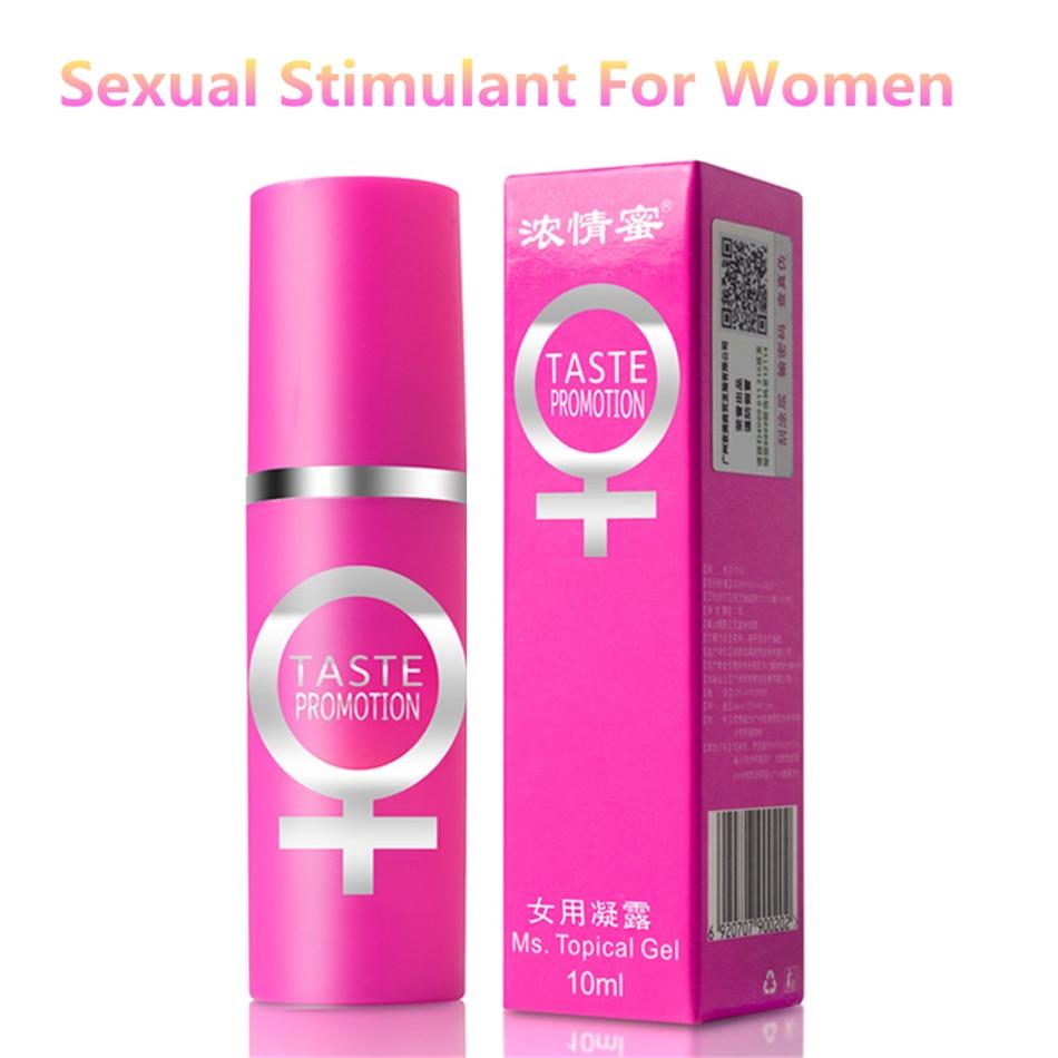 Estimulante sexual mujer