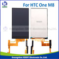 1 pcs para htc one m8 display lcd com tela de toque digitador assembléia repair exibição parte