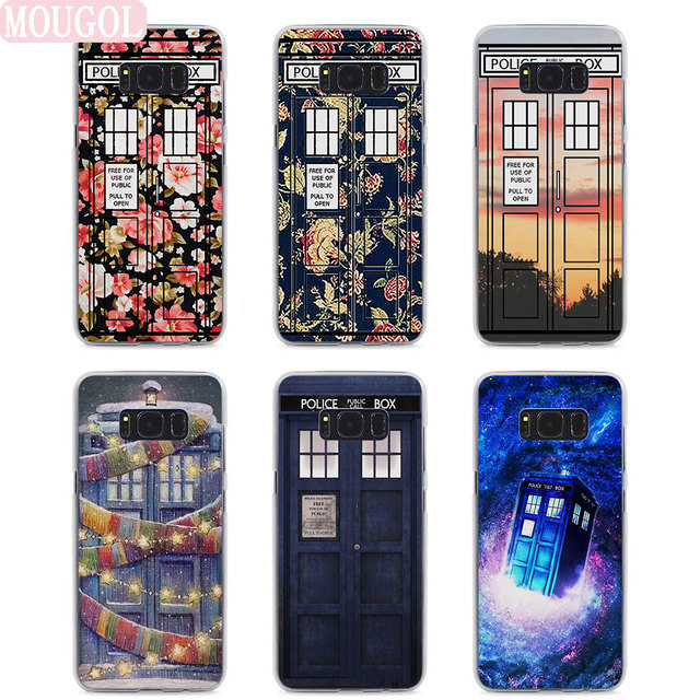 samsung s8 phone case doctor who