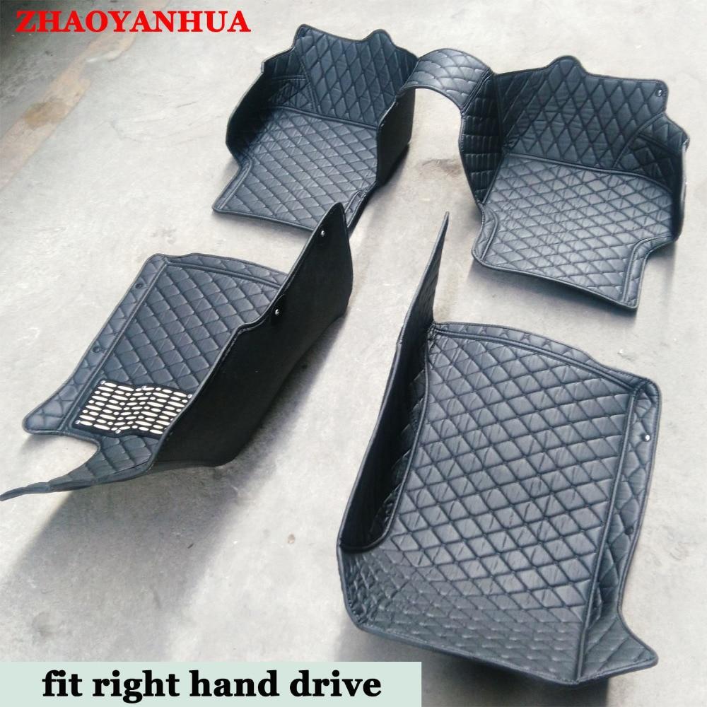 Floor mats nissan altima - Custom Fit Right Hand Drive Car Floor Mats For Nissan Sentra Sylphy B16 B17 Altima Qashgai