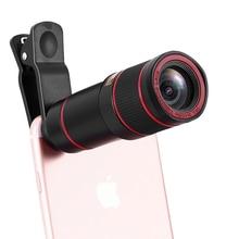 14X Universal Optical Zoom Lens Marco Focus Telescope Len for iPhone 8 7 6 6s Sa