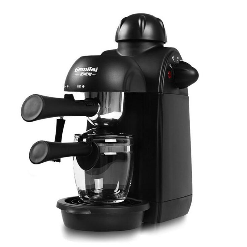 220V 5Bar Italian semi-automatic steam pump pressure coffee machine CRM2008