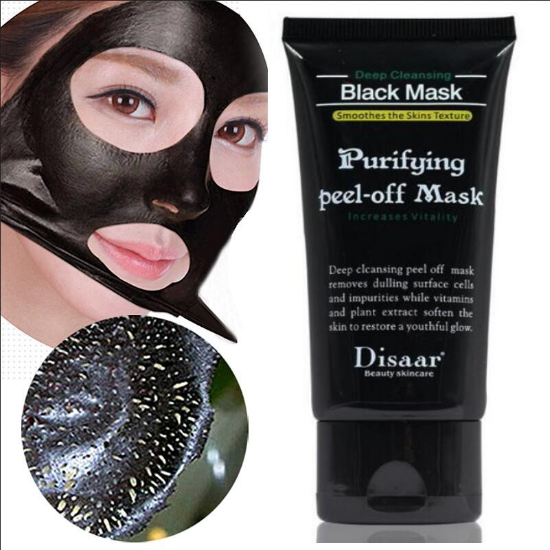 removedor de cravo 12 pcs blackhead remover charcoal mask DISAAR black mask acne face care black head face mask shrink pores