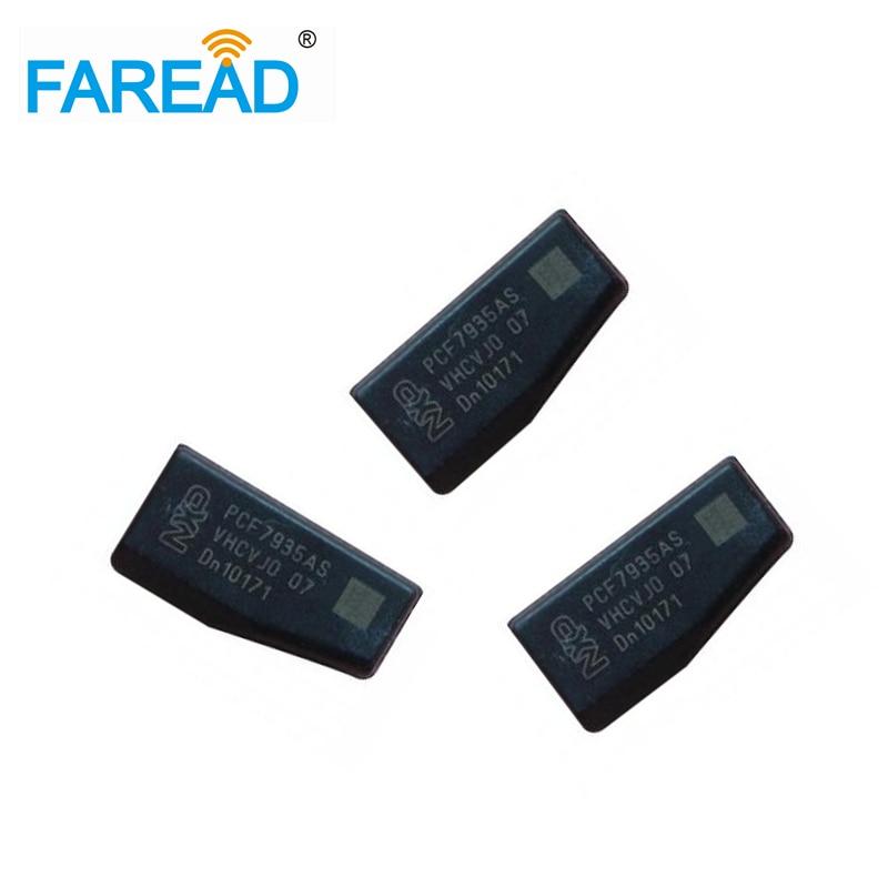 Free Shipping Best Price X100PCS PCF7935 Transponder Chip Original  ID40  Brick Tag TOP QUALITY