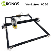 6550 Work Size CNC Machine Laser Engraving,CNC Laser Engraving Marking Machine,DIY Laser Cutter Machine,Carved Metal