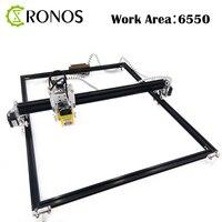 6550 Work Size CNC Machine Laser Engraving,CNC Laser Engraving Marking Machine,DIY Laser Cutter Machine,Carved Metal