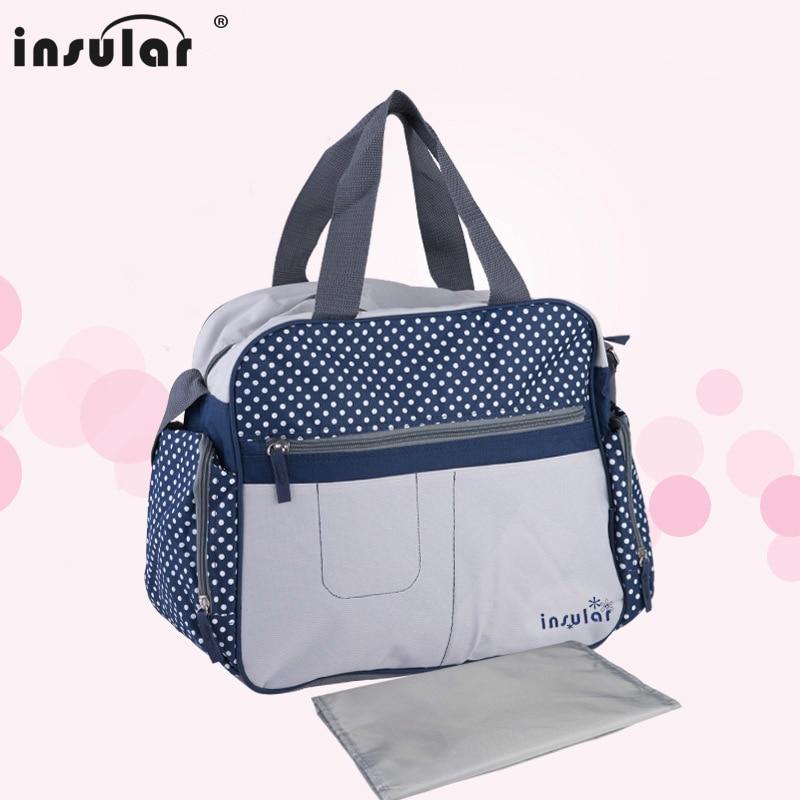 Baby Diaper Bags Mummy Maternity Nappy Bag Mom Travel Backpack Wet Bag Organizer Nursing Bag For Baby Stroller Bolsa Maternidade