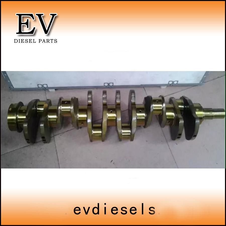 For Mitsubishi Fuso Truck 6D14 6D14T 6D15 6D15T crankshaft