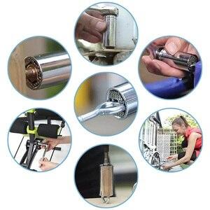 Image 5 - Vastar Universal Drehmoment Wrench Leiter Set Buchse Hülse 7 19mm Bohrmaschine Ratsche Buchse Spanner Schlüssel Magie Grip multi Hand Werkzeuge