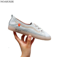 Fashion Shoes Women Flat Bottom White Simple Casual Shoes Jelly Sole Shallow Sneakers Zapatos De Mujer Chaussures Femme