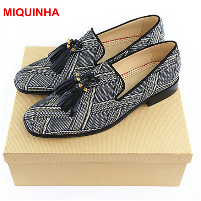 Superstar Chaussures Ginghan Ginghan Ginghan Slip onSapato Masculino Chaussures 480dfa