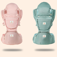 new hipseat for newborn and prevent o-type legs 6 in 1 carry style loading bear 20Kg Ergonomic baby carriers kid sling