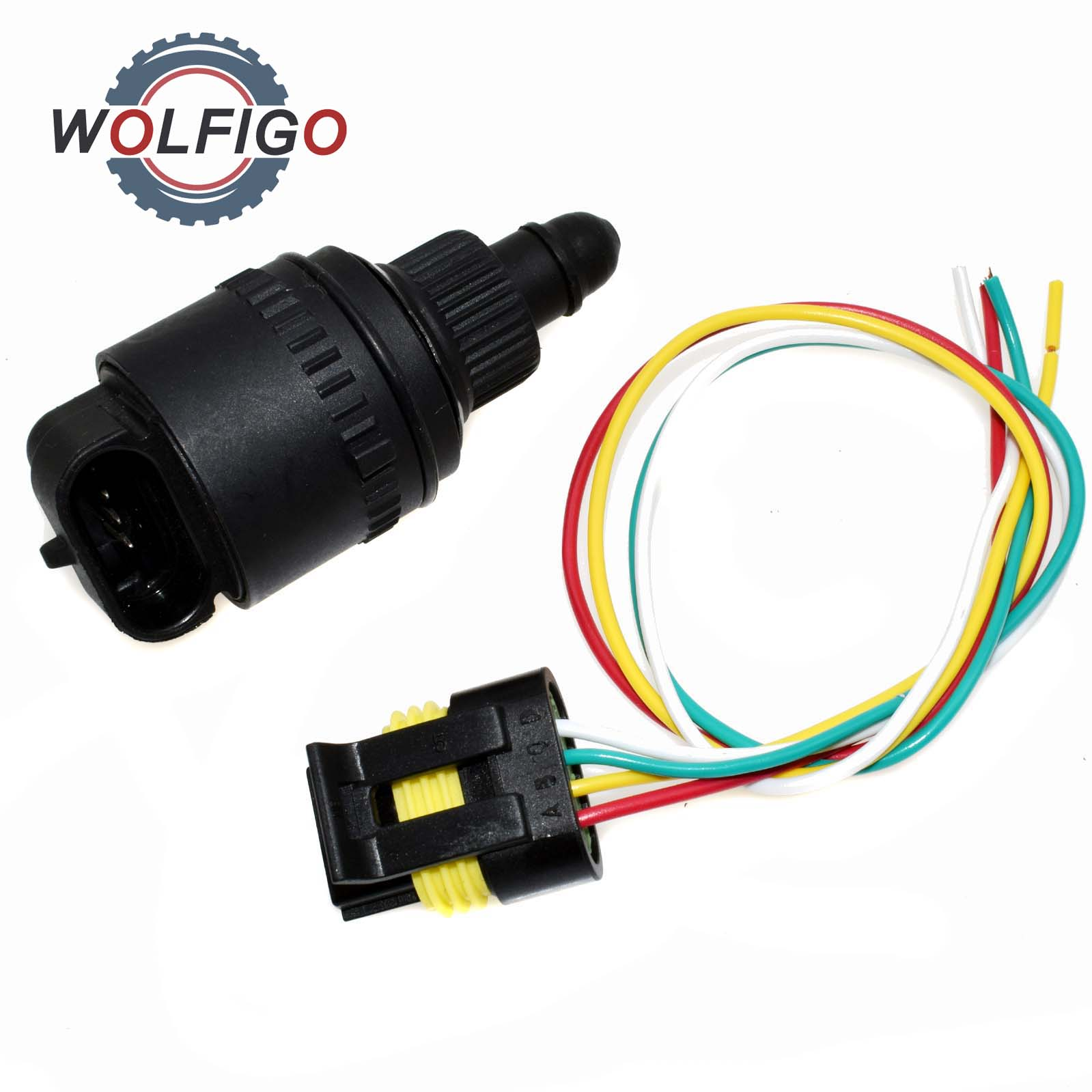 NEW Idle Speed Control  Idle Control Valve air supply fits BMW