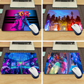 Hotline Miami Mouse Mat Gaming Mouse Size 18*22cm and 25*29cm