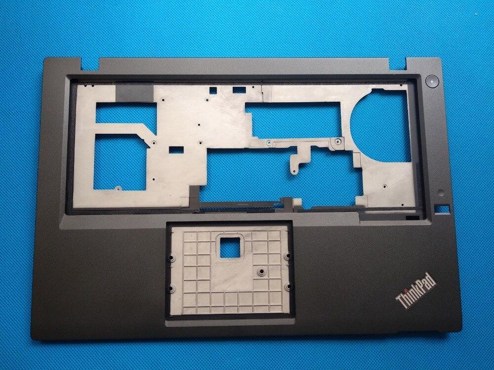 Wholesale New Genuine Original Lenovo Thinkpad t431s palmrest cover with Fingerprint Laptop shell