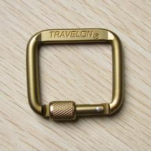 small outdoor tent camping climbing quickdraw multifunction outdoor equipment hook keychain hanging buckle carabiner