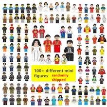 Babytry 200 pièces Différentes bricolage Blocs De Construction Brinquedos Compatible Juguete Legoingl Mini Figurines Briques Jouet pour Enfants Garçons Cadeau