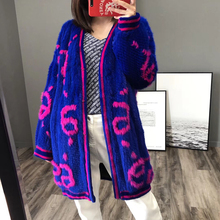 mink fur coat plus size genuine leather jacket winter natural real fur coats women clothes 2018