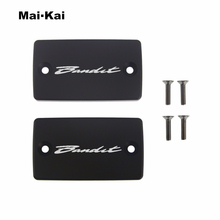 MAIKAI For SUZUKI models motorcycle front clutch brake Master cylinder fluid Tank cover BANDIT 1250/1250 S 1200N